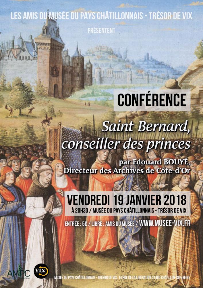 Saint Bernard, conseiller des princes