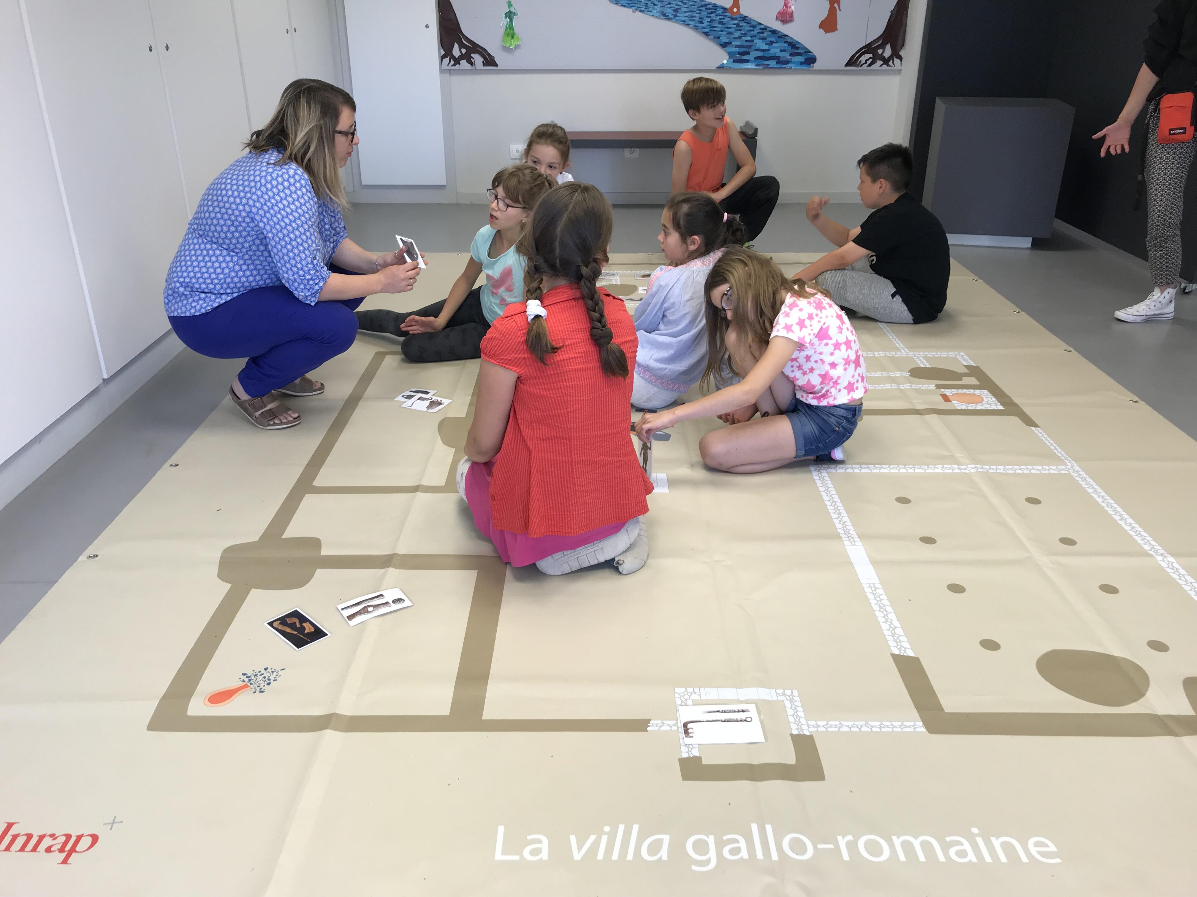 Bâtisseurs gallo-romains