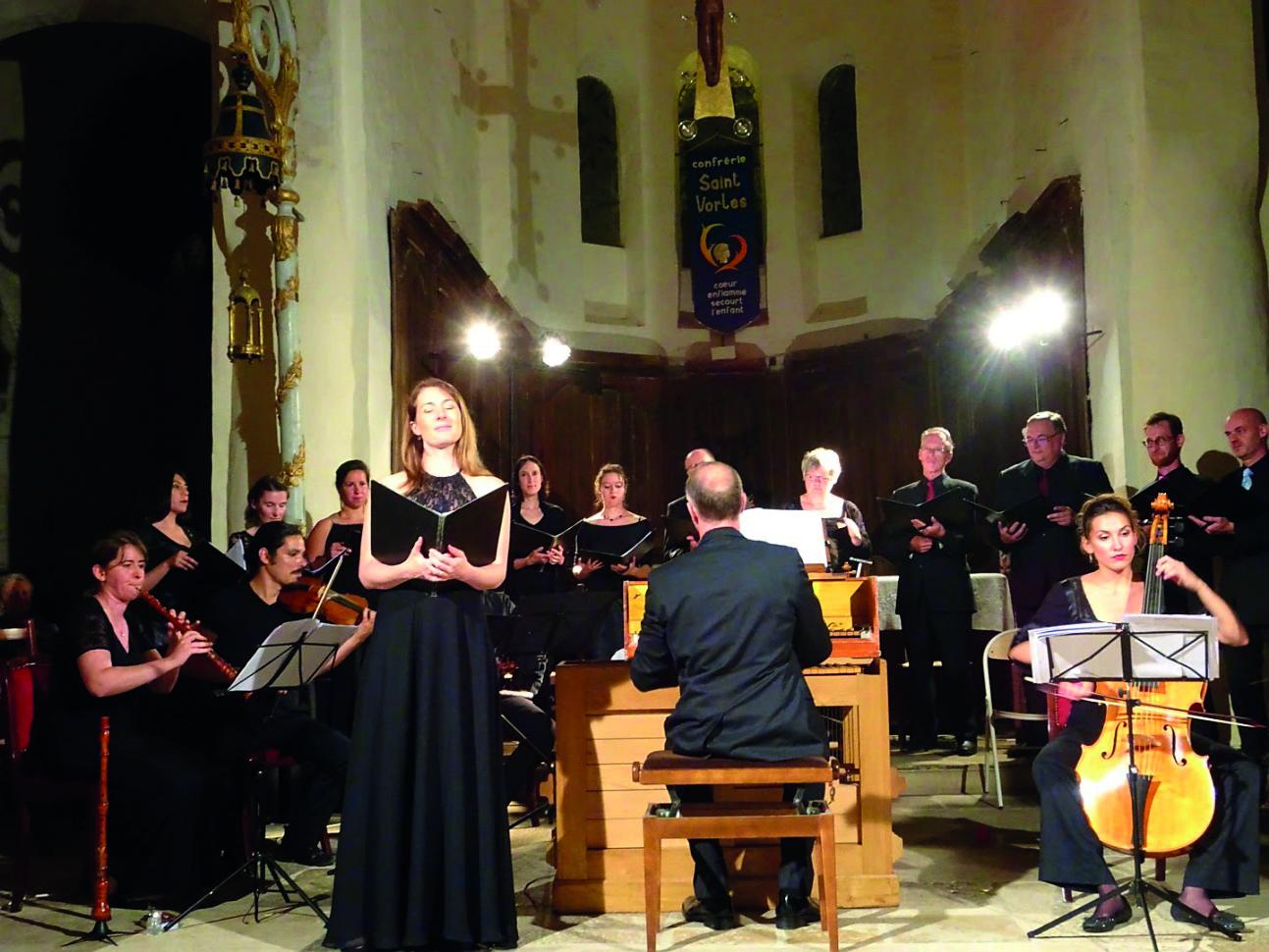 Semaine musicale de Saint-Vorles et du Châtillonnais