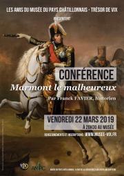Conférence Marmont le malheureux