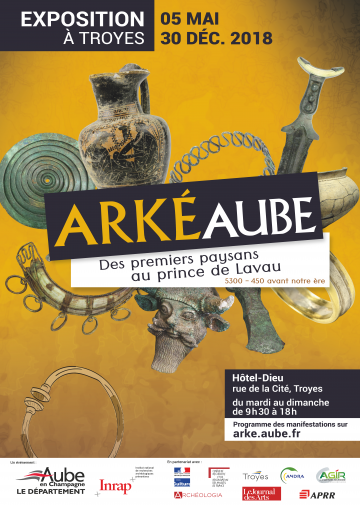 affiche ArkéAube