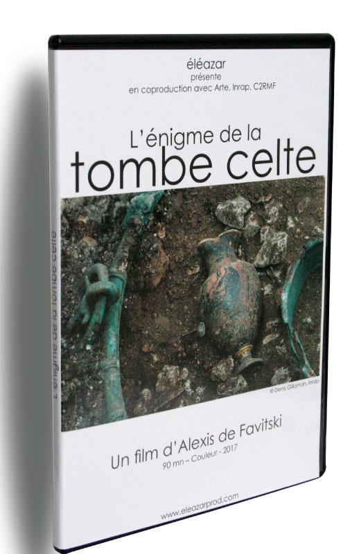 L'énigme de la tombe celte